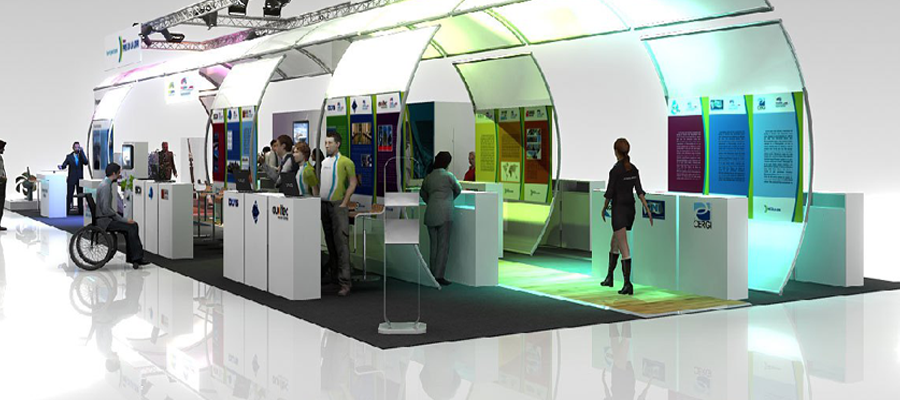 L 39 importance d 39 un stand d 39 exposition c 39 est quoi for Stand salon original