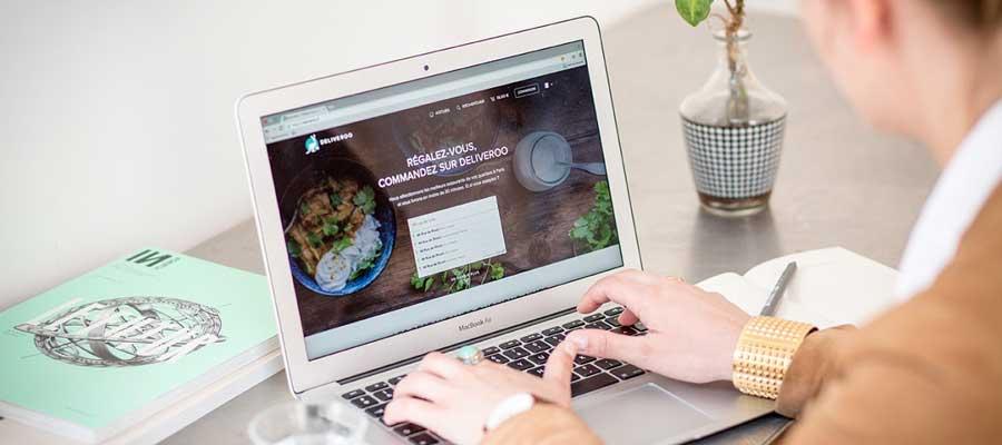 Commander ses repas en ligne