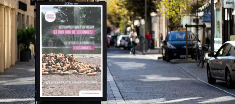 affiches publicitaires