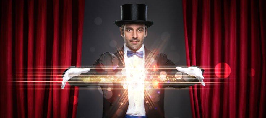 Les bonnes raisons d'embaucher un magicien
