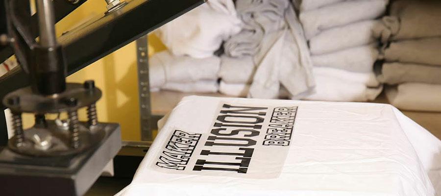 personnalisation de t shirt